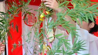 福笹の飾り方に方角はあるの?えべっさんの縁起物はこう飾る