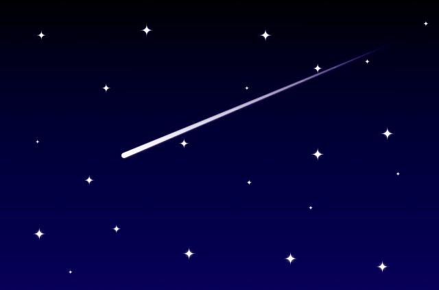 こと座流星群の2017年の方角は?観測時期や見頃のピークを紹介
